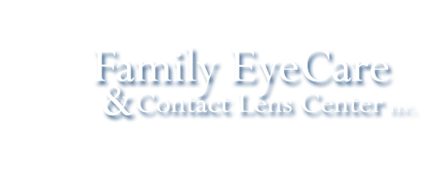 Family EyeCare & Contact Lense Center Logo